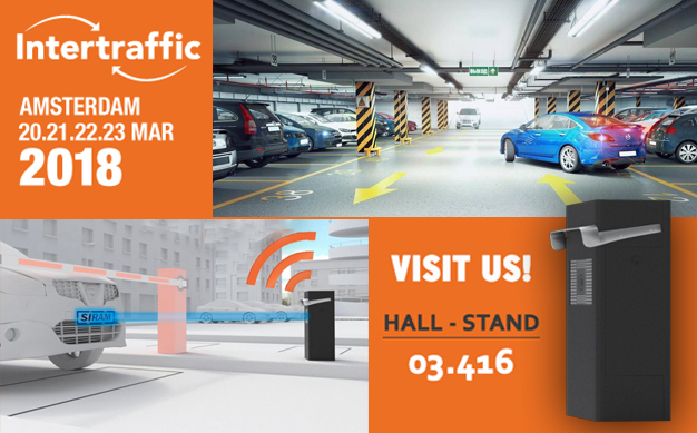 Innova Group en Intertraffic 2018 Amsterdam